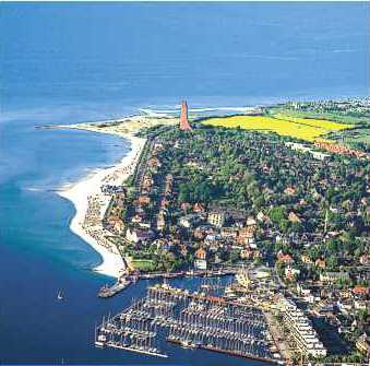 Umgebung Ostsee Camp Kliff